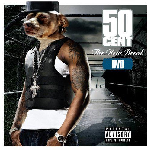 50 cent perro