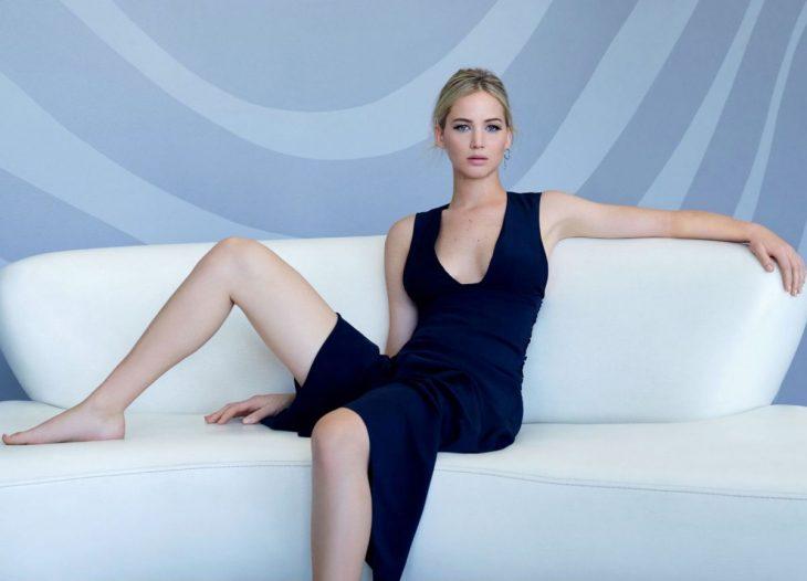 Jennifer Lawrence, la mejor pagada del mundo