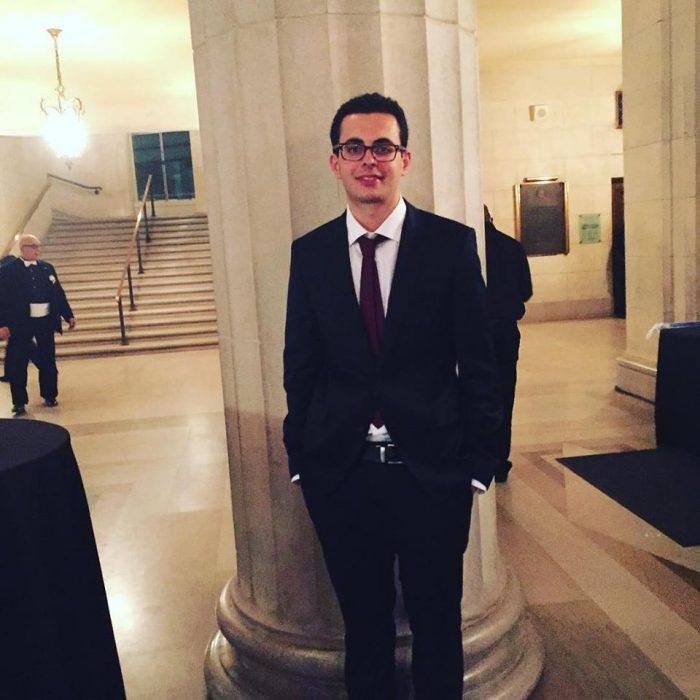 Joshua Browden terminará con la gente sin hogar
