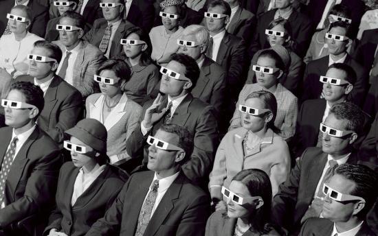 espectadores en cine