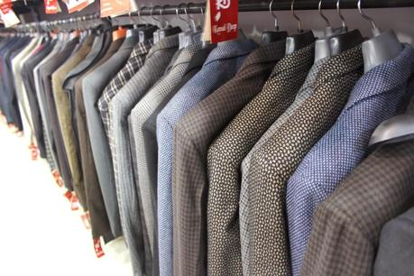 tienda trajes