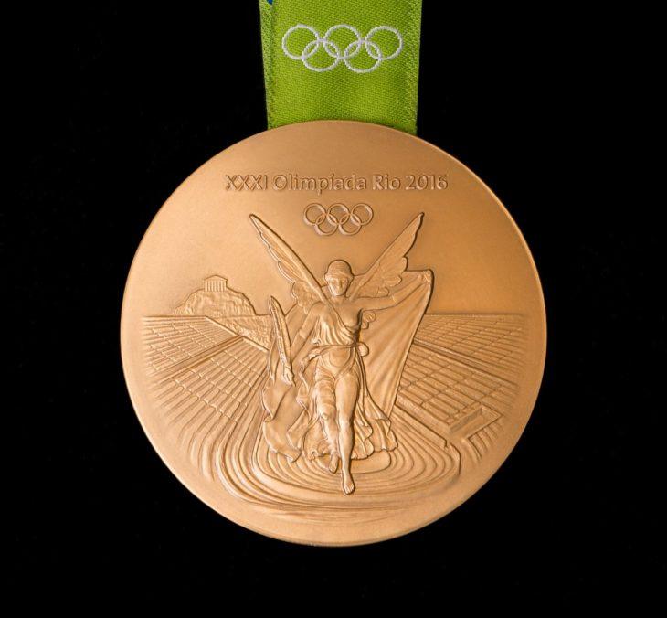 Medalla de oro para Río 2016