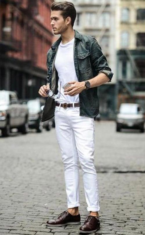 Mens Clubbing Fashion