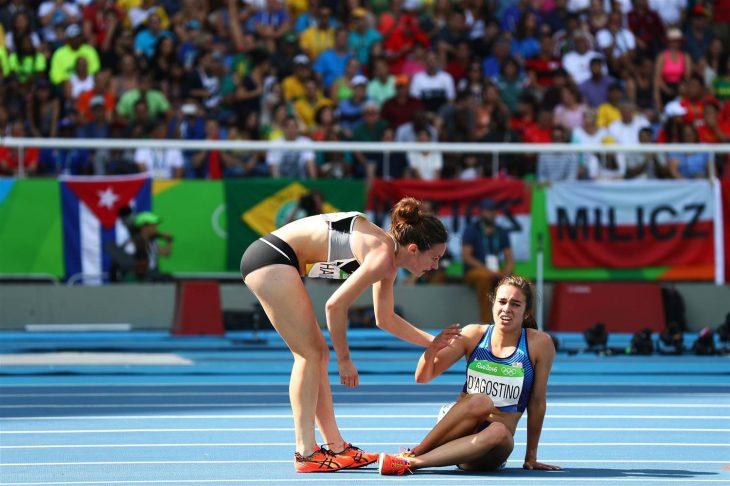 corredoras olimpiadas
