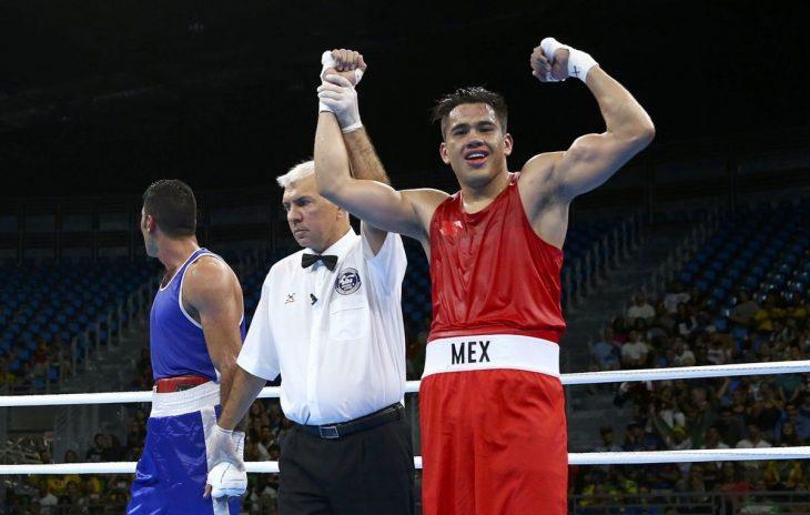 Misael Rodríguez en Río 2016