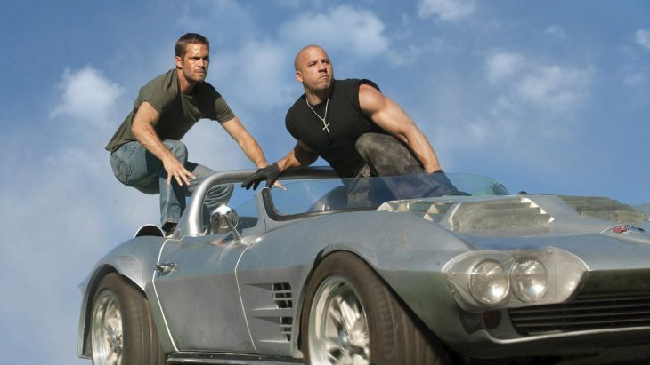paul walker con diesel