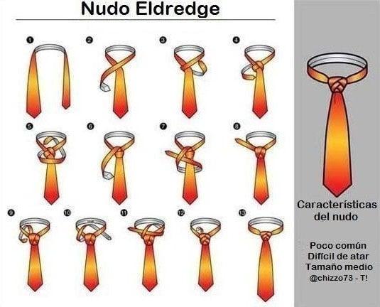Nudos de corbata eldredge