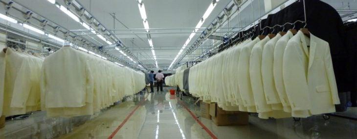 fabrica trajes