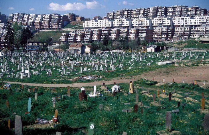 Complejo deportivo en Sarajevo 1984