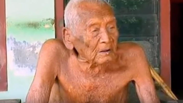 homobre anciano
