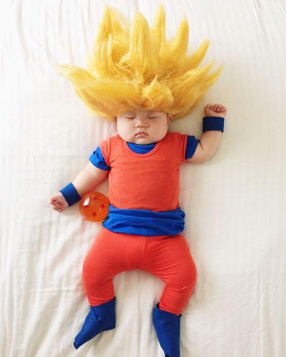 Goku bebe