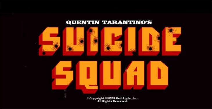Parodia de Suicide Squad