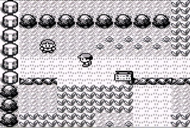 pokemon red y blue
