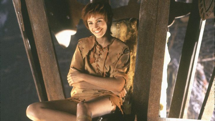 Julia Roberts como Tinkerbell