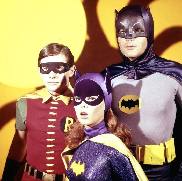 Serie televisiva de Batman