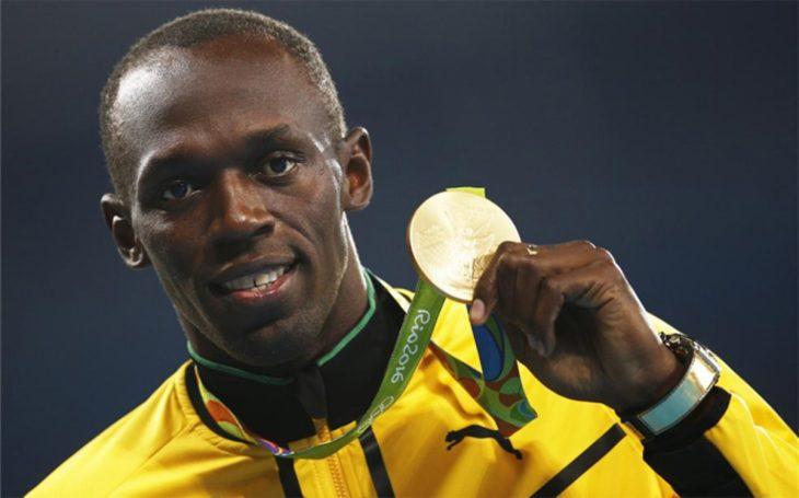 Usain Bolt y su séptima medalla de oro