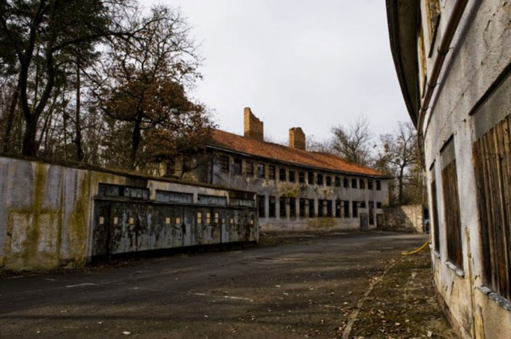 Villa Olímpica Berlín 36