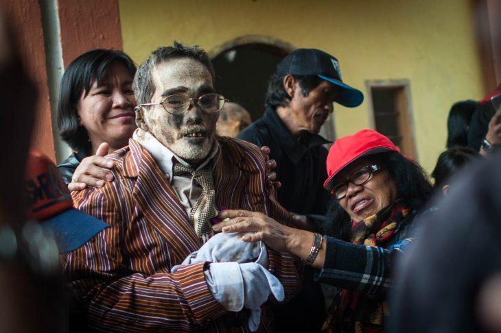 muertos indonesia