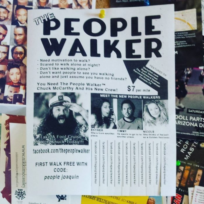 cartel people walker