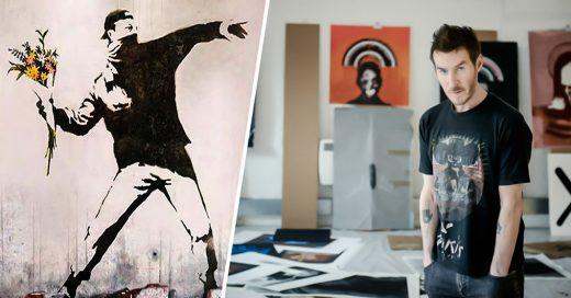 COVER Descubren la identidad de Banksy Investigación revelaMassive Attack