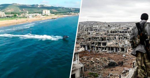 COVER El surrealista destino vacacional que promociona el gobierno sirio