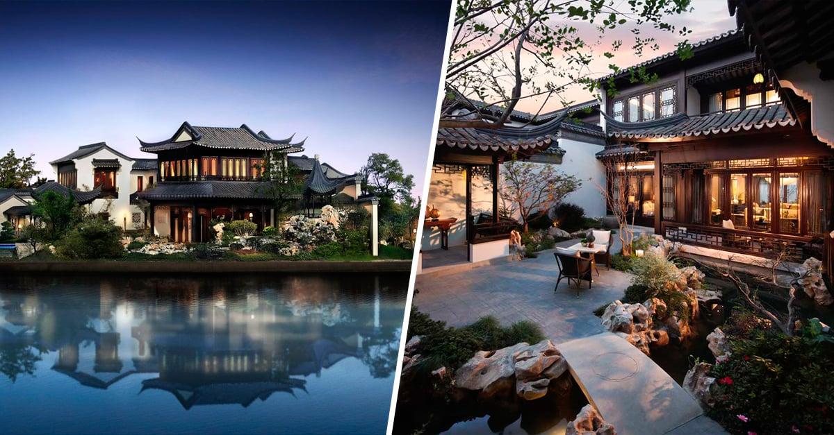 Millonarios chinos ya no quieren casas occidentales - Casas de millonarios ...
