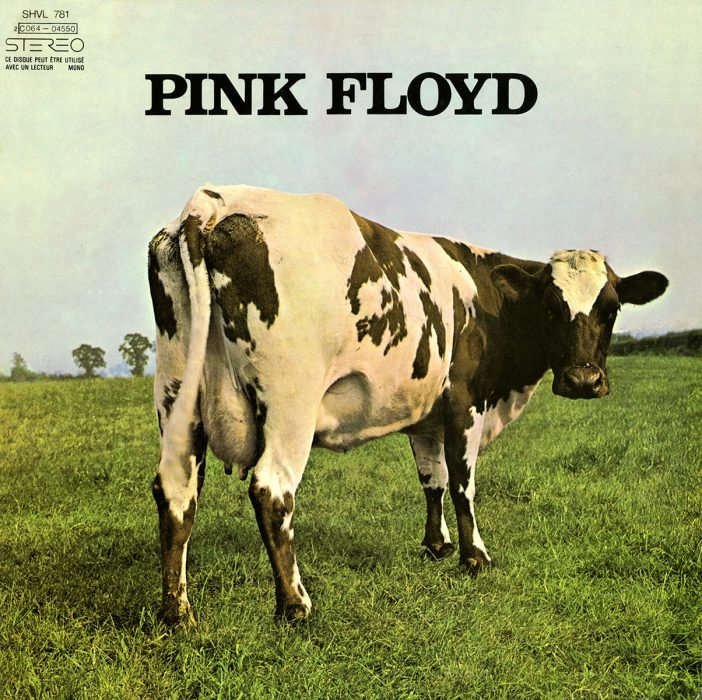 Portada de Atom Heart Mother