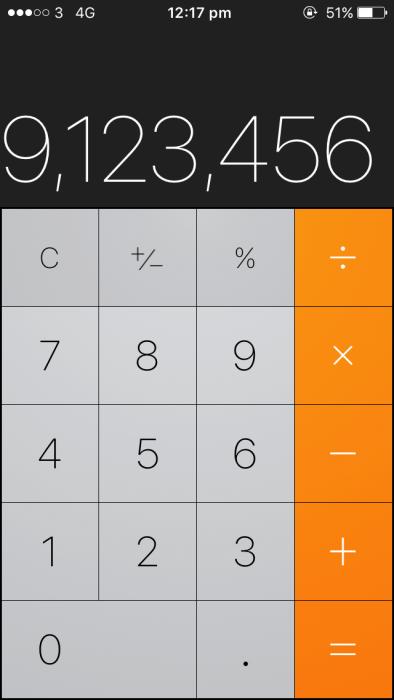 dividir calculadora