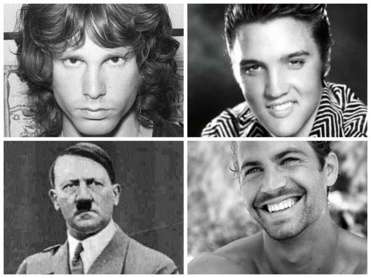Celebridades que fingieron su muerte