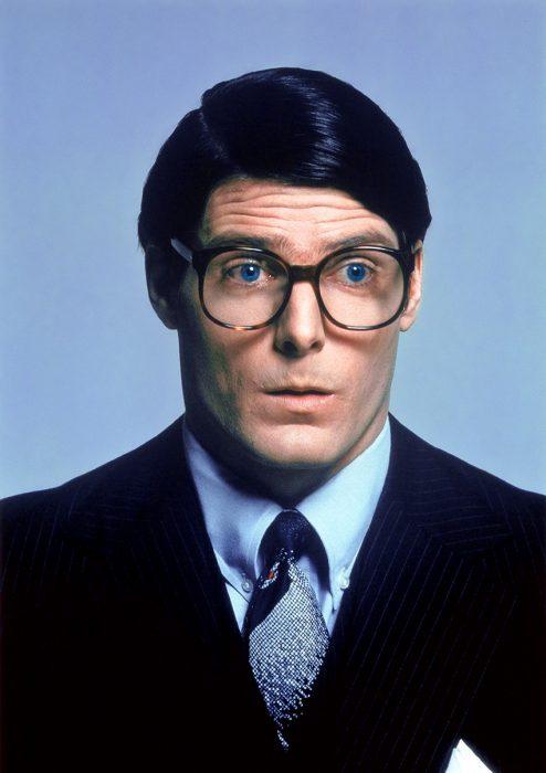 Clark Kent de traje