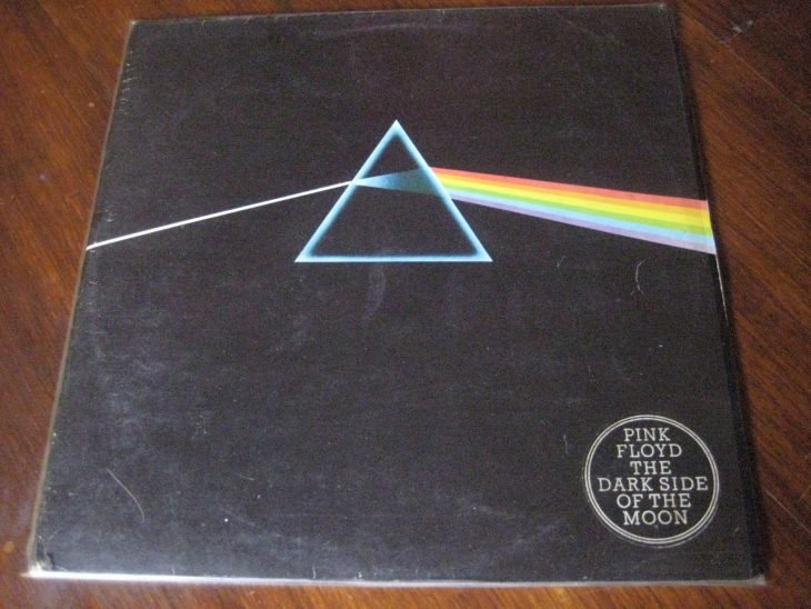 Portada del Dark Side of the Moon