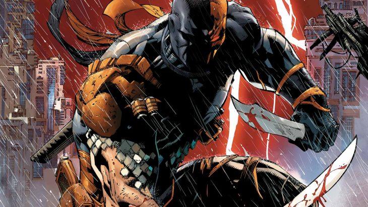 Deathstroke, nuevo villano en película de Batman