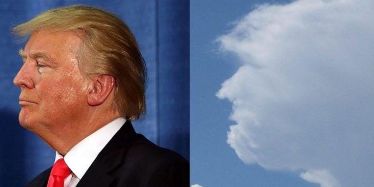 nube donald trump