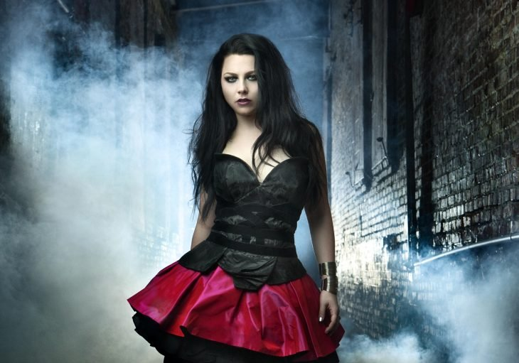 Amy Lee, vocalista de Evanescence