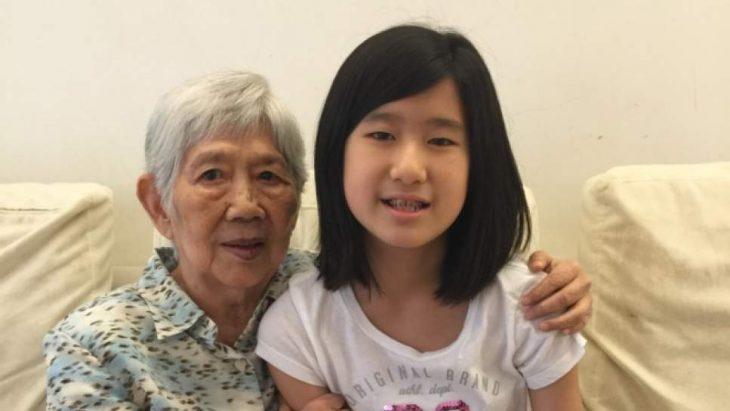 Emma Yang inventó una aplicación para pacientes con Alzheimer