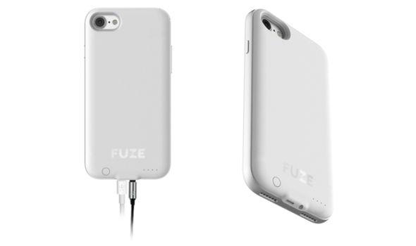 Carátula con audífonos para iPhone7