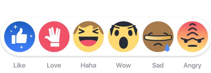 star trek reacciones facebook