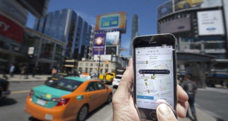 millennials uber