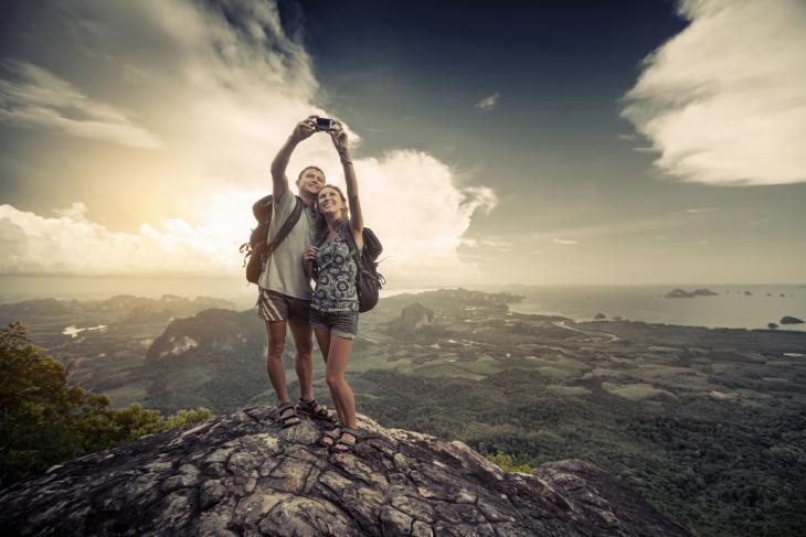 millennials viajeros