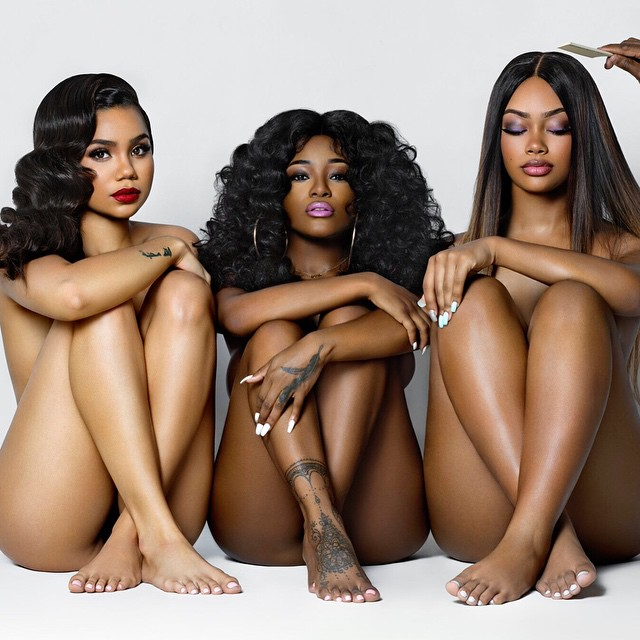 modelos raza negra