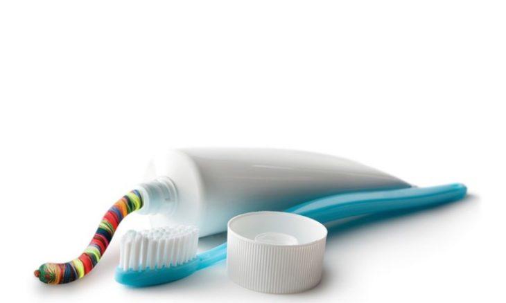 pasta dientes gorros