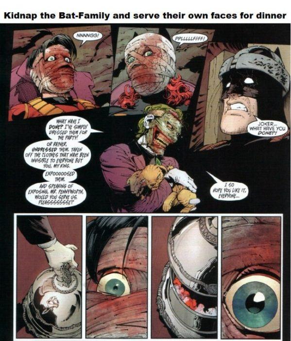 joker tortura