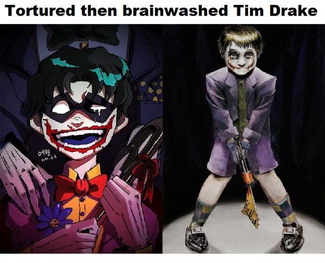 joker lavado cerebro