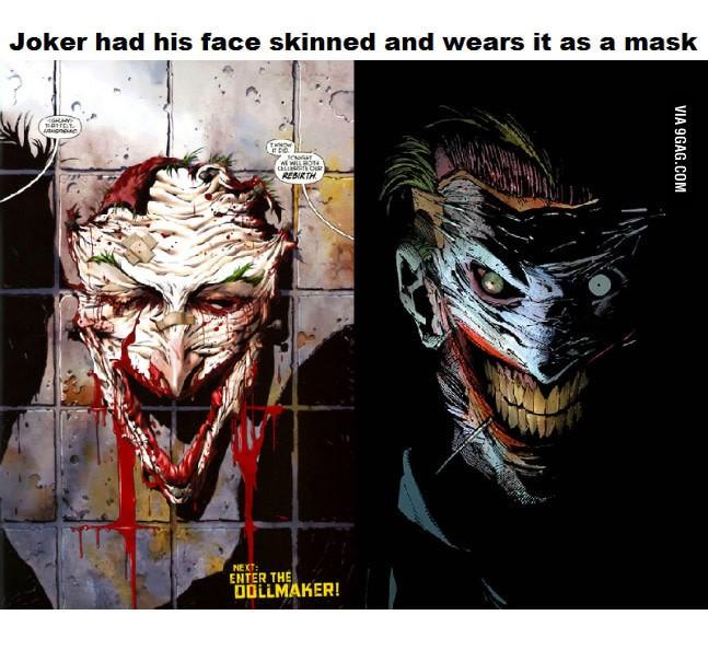 cara joker