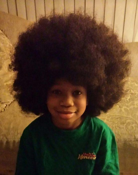 niño afro
