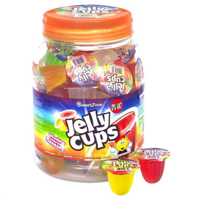 Bote de gelatinas