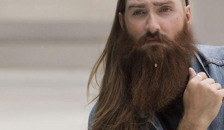 Joyería para barba
