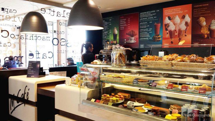 Mc Café en Francia