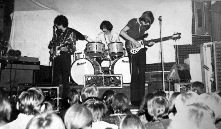 Primeros conciertos de Pink Floyd