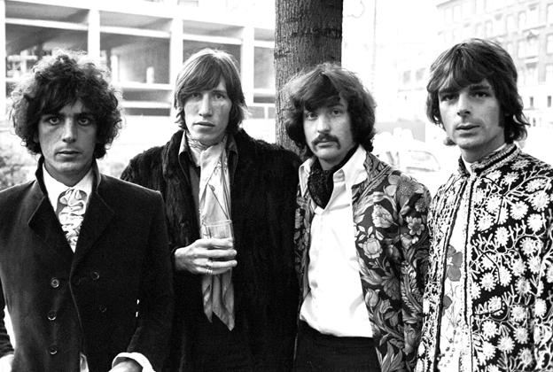 Primeras fotos de Pink Floyd
